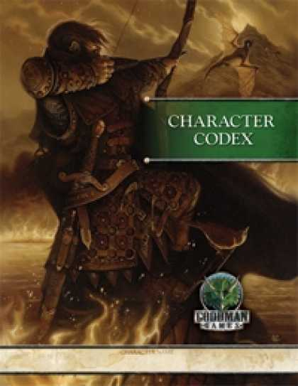Role Playing Games - Character Codex