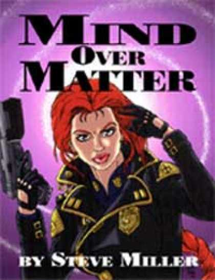 Role Playing Games - Mind Over Matter