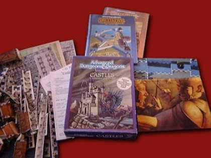Role Playing Games - Castles
