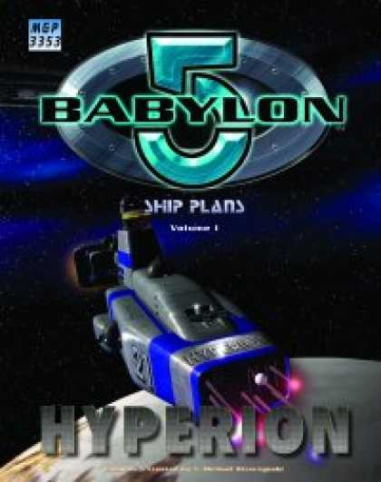 Role Playing Games - Hyperion Ship Plans