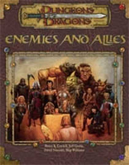 Role Playing Games - Enemies and Allies
