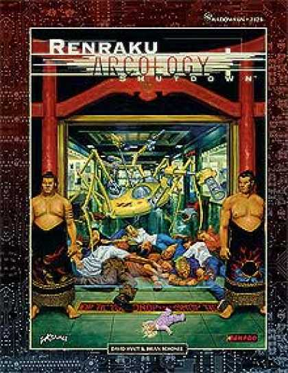 Role Playing Games - Renraku Arcology: Shutdown