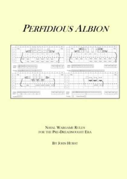 Role Playing Games - Perfidious Albion