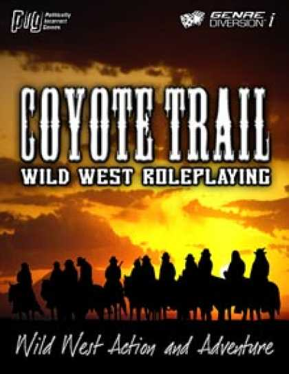 Role Playing Games - Coyote Trail Expanded Edition