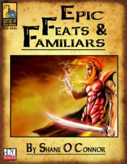 Role Playing Games - Epic Feats & Familiars