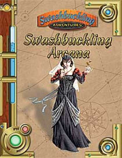 Role Playing Games - Swashbuckling Arcana