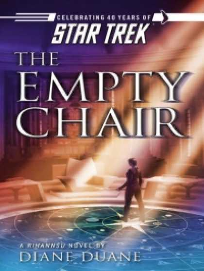 Role Playing Games - Rihannsu Book Five: The Empty Chair (Star Trek: The Original Series)