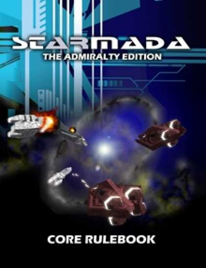 Role Playing Games - Starmada: The Admiralty Edition Core Rulebook