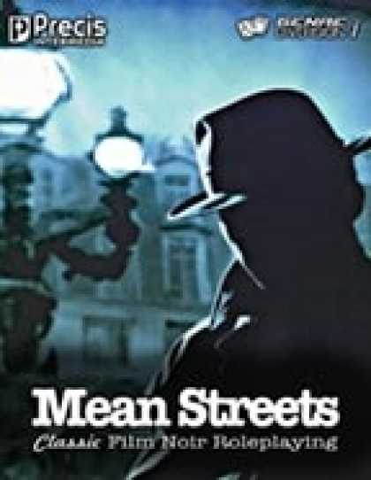 Role Playing Games - Mean Streets RPG (Core GDi PDF)