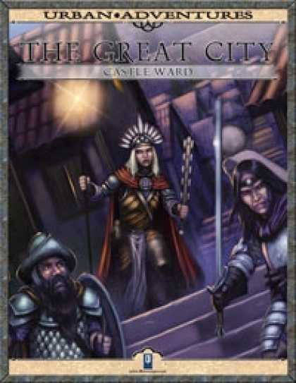 Role Playing Games - The Great City: Castle Ward