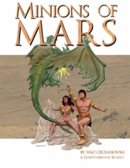 Role Playing Games - Minions of Mars
