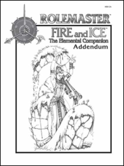 Role Playing Games - Fire and Ice: The Elemental Companion Addendum PDF