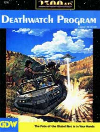 Role Playing Games - Deathwatch Program