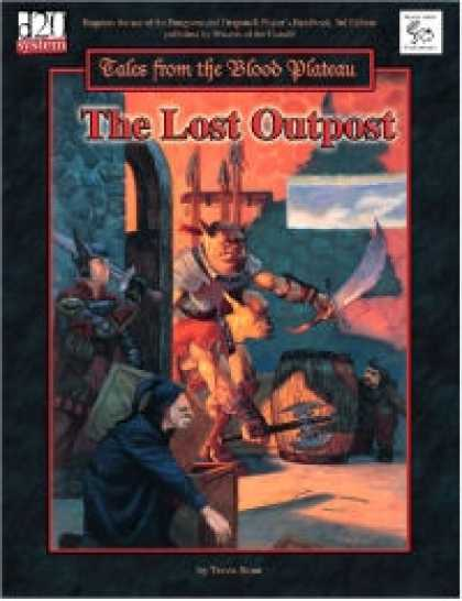 Role Playing Games - MonkeyGod Presents: The Lost Outpost