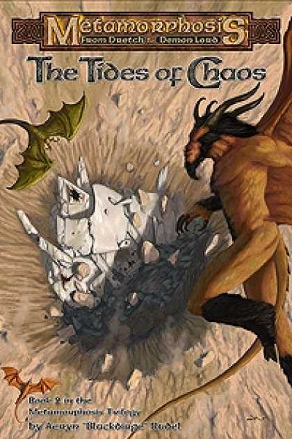 Role Playing Games - Metamorphosis Book II: The Tides of Chaos