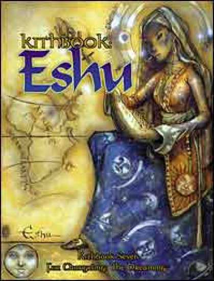 Role Playing Games - Kithbook: Eshu