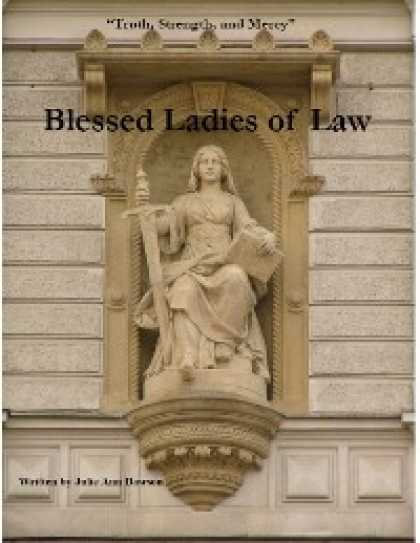Role Playing Games - Mythos: Blessed Ladies of Law