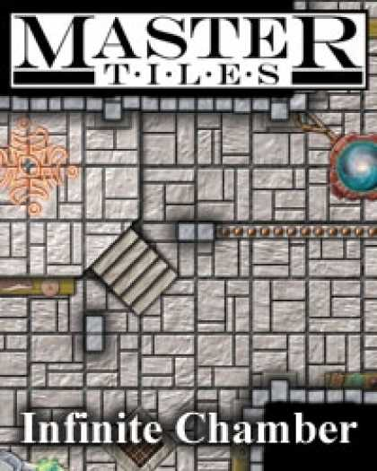 Role Playing Games - Master Tiles No.0- Infinite Chamber