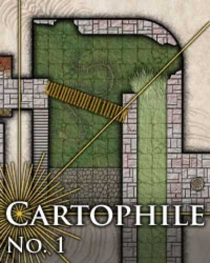 Role Playing Games - Cartophile No. 1