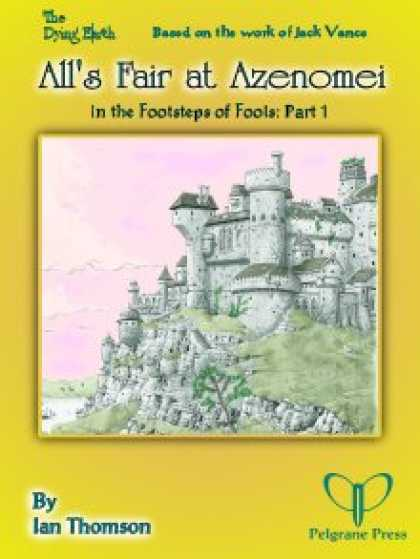 Role Playing Games - All's Fair at Azenomei