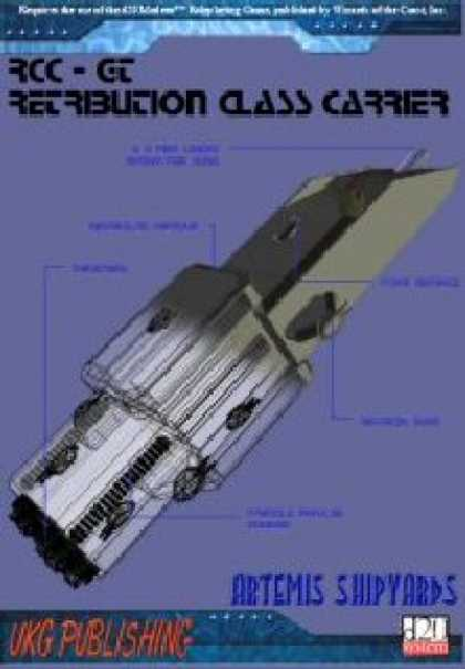 Role Playing Games - RCC-GT Retribution Class Carrier