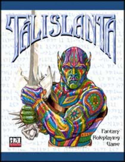 Role Playing Games - Talislanta d20 Edition