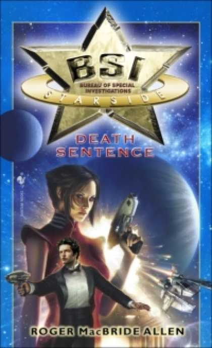 Role Playing Games - BSI: Starside: Death Sentence