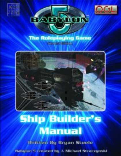 Role Playing Games - Ship Builder's Manual