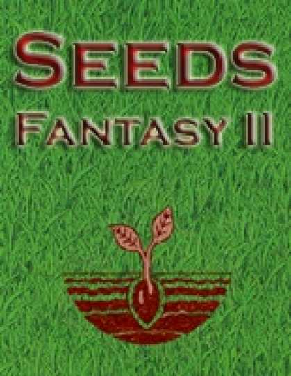 Role Playing Games - Seeds: Fantasy II