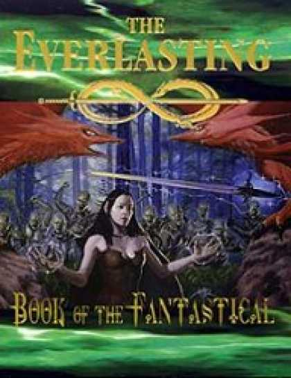 Role Playing Games - Book of the Fantastical