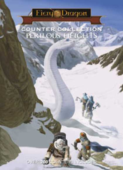 Role Playing Games - Counter Collection: Perilous Heights