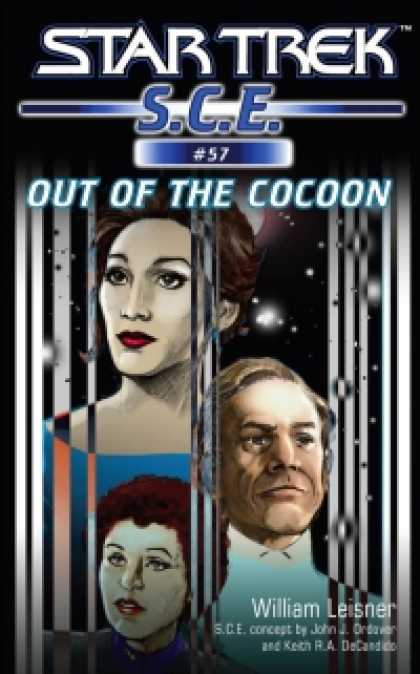 Role Playing Games - Star Trek: Starfleet Corps of Engineers #57: Out of the Cocoon