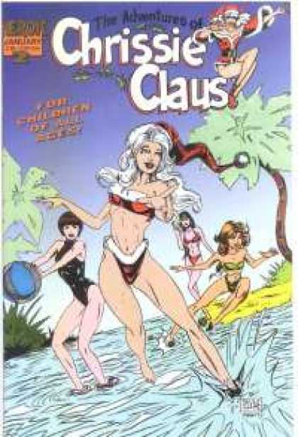 Role Playing Games - Adventures of Chrissie Claus #2