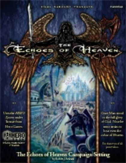 Role Playing Games - The Echoes of Heaven/The Throne of God (HERO Version)