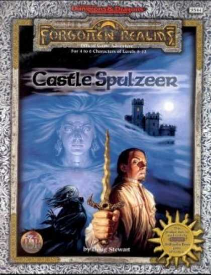 Role Playing Games - Castle Spulzeer