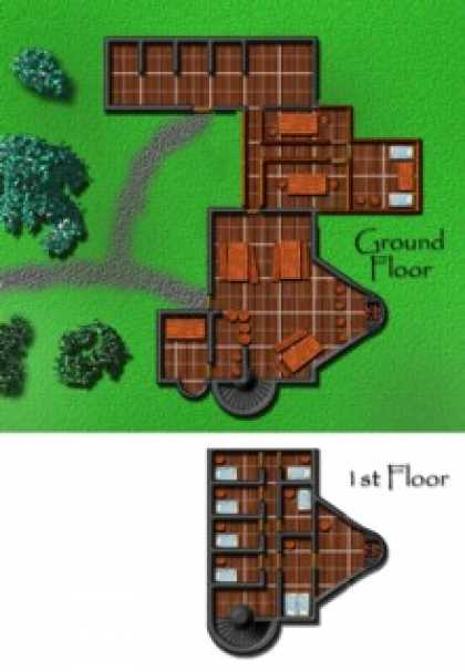 Role Playing Games - Dungeon Tiles Set 3