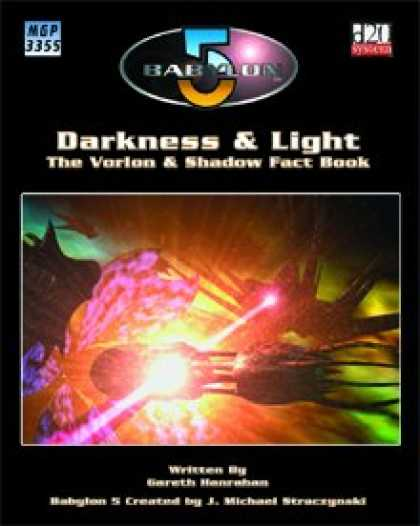 Role Playing Games - Darkness & Light