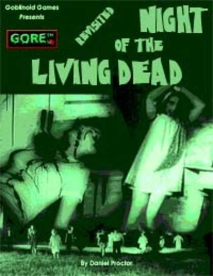 Role Playing Games - Night of the Living Dead: Revisited