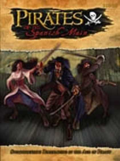 Role Playing Games - Pirates of the Spanish Main RPG