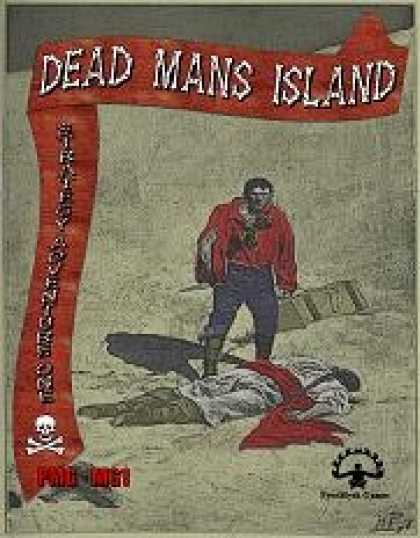 Role Playing Games - Dead Man's Island