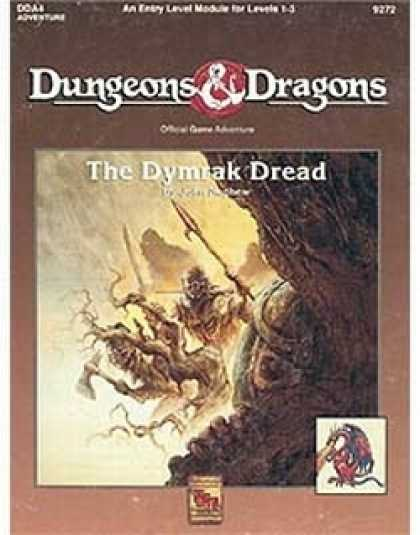 Role Playing Games - DDA4 - The Dymrak Dread