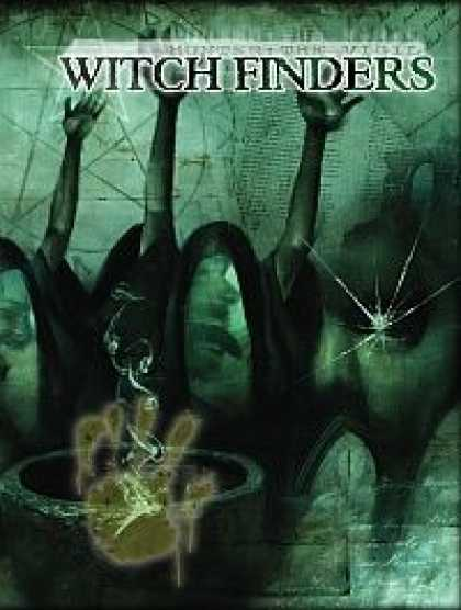 Role Playing Games - Witch Finders (Hunter: The Vigil)