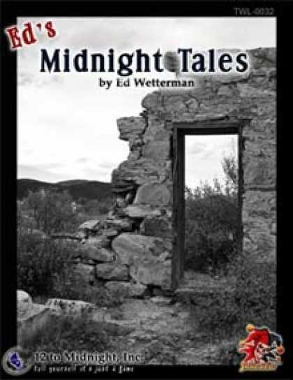 Role Playing Games - Ed's Midnight Tales