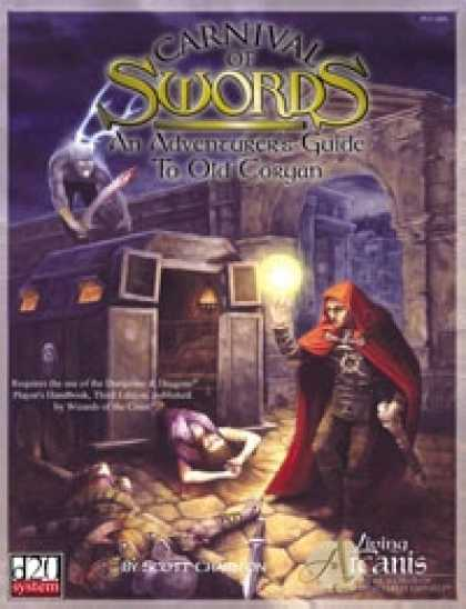 Role Playing Games - Carnival of Swords