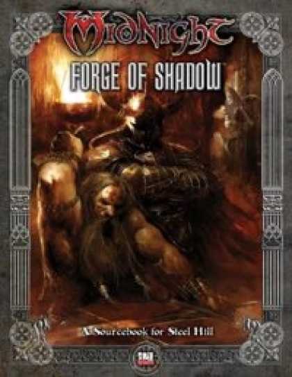 Role Playing Games - Forge of Shadow