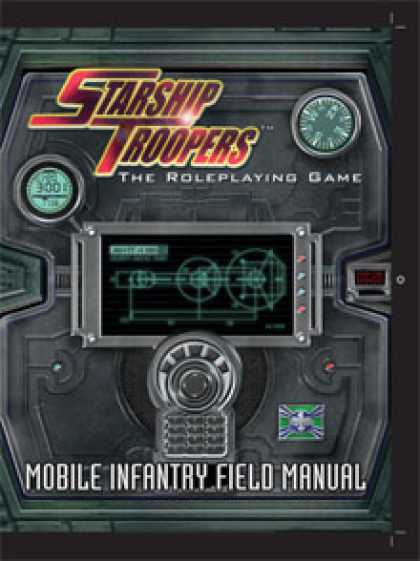 Role Playing Games - Mobile Infantry Field Manual