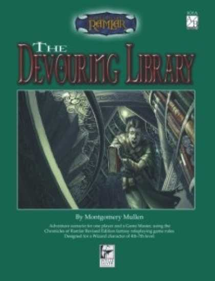 Role Playing Games - The Devouring Library