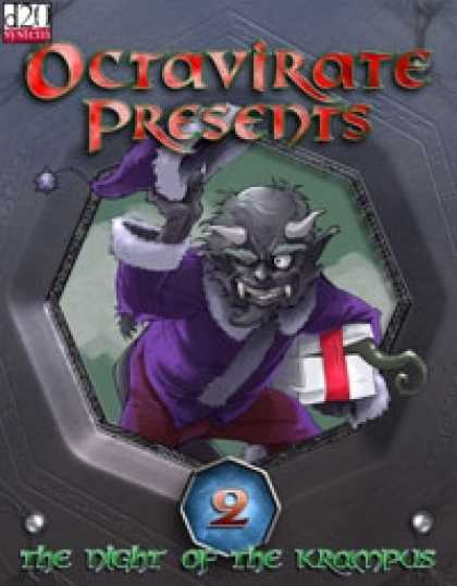 Role Playing Games - Octavirate Presents Vol #2: Night of the Krampus