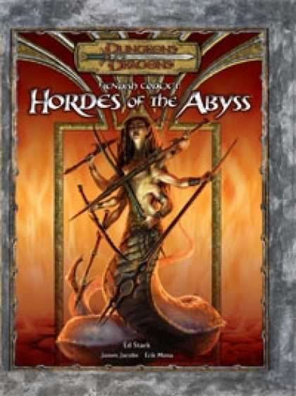 Role Playing Games - Fiendish Codex I: Hordes of the Abyss
