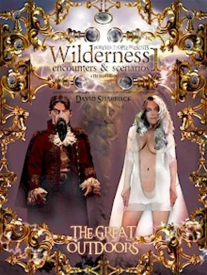 Role Playing Games - Wilderness Encounters 1 (4th Edition)